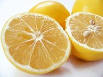 As imagens frescas do limão da qualidade superior para o seu projetam e propaganda Imagem de Stock