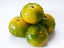 As imagens frescas do mandarino da qualidade superior para o seu projetam e propaganda Fotos de Stock Royalty Free