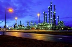 As instalações químicas Imagens de Stock
