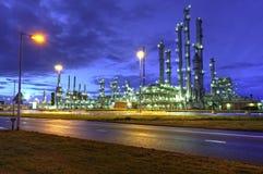 As instalações químicas Foto de Stock