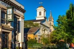 As instituições de Granville Imagens de Stock