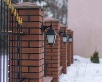 As lanternas Imagem de Stock