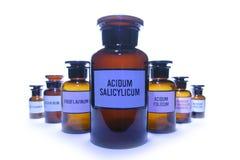 As latas farmacêuticas ajustaram-se (3) fotografia de stock