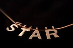 As letras Foto de Stock Royalty Free