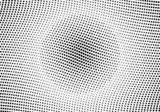 As linhas caóticas aleatórias abstraem o teste padrão/textura geométricos moder ilustração do vetor