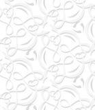As linhas Tangled mergulharam sem emenda Imagens de Stock Royalty Free