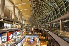 As lojas, Singapura Foto de Stock Royalty Free