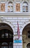 As matrizes de morrem Neue Volkspartei fotografia de stock royalty free
