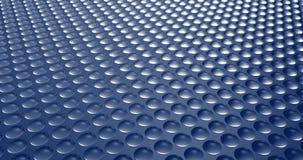 As meias esferas fazem sinal d?o la?os no fundo azul filme