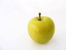 As melhores imagens da maçã do verde do espaço da cópia Imagens de Stock