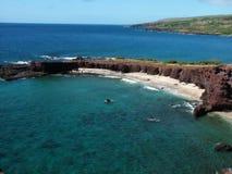 As melhores praias Foto de Stock