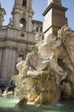 As melhores vistas do fórum do panteão do coliseu de Roma Foto de Stock Royalty Free