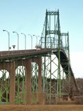 As mil pontes das ilhas Foto de Stock