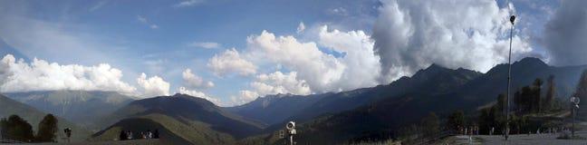 As montanhas imagens de stock royalty free