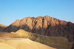 As montanhas antigas de Sinai Imagem de Stock Royalty Free