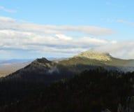 As montanhas de Ural Fotografia de Stock Royalty Free