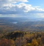 As montanhas de Ural Fotos de Stock