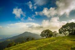 As montanhas road Imagem de Stock Royalty Free