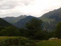 As montanhas são espetaculares Foto de Stock Royalty Free