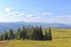 As montanhas ucrânia Fotografia de Stock