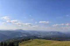 As montanhas ucrânia Foto de Stock Royalty Free
