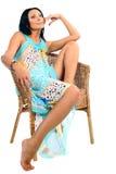 As mulheres bonitas novas Imagem de Stock Royalty Free