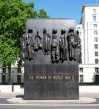 As mulheres da segunda guerra mundial foto de stock royalty free