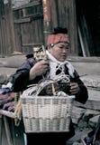 Hmong no sudoeste China Imagem de Stock