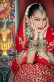As mulheres tailandesas executam danças da Índia em trajes históricos Imagens de Stock Royalty Free