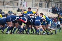 Rugby Foto de Stock
