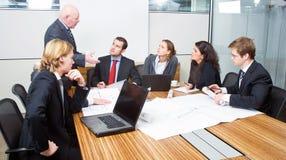 As negociações da saliência Fotos de Stock Royalty Free