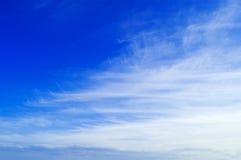 As nuvens. Imagens de Stock