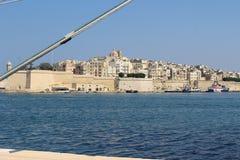 As ondas de Malta foto de stock