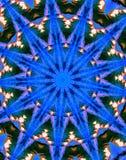 As ondas de triângulos da frequência ilustração royalty free