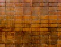 As paredes da passagem do tempo do último imagem de stock