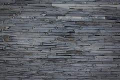 As paredes do granito são empilhadas diversas camadas foto de stock