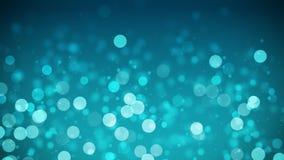 As partículas fluem filme