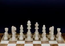 As partes de xadrez foto de stock royalty free