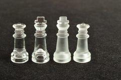 As partes do rei e da rainha Imagem de Stock Royalty Free