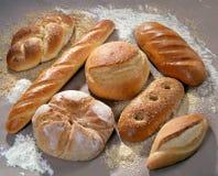 As pastelarias Imagem de Stock