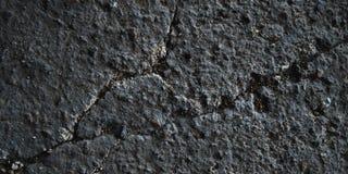 As pedras escuras surgem a textura e a textura da rocha fotos de stock royalty free