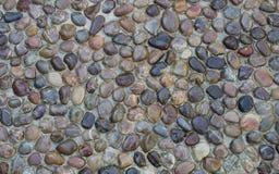 As pedras modelam, fundo Fotografia de Stock