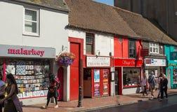 As pistas, Brigghton, Sussex, Inglaterra imagens de stock royalty free