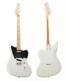 As placas para guitarra de construção Foto de Stock Royalty Free