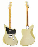 As placas para guitarra de construção Imagem de Stock
