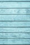 As placas pintadas velhas da cor dos azuis celestes Imagens de Stock Royalty Free
