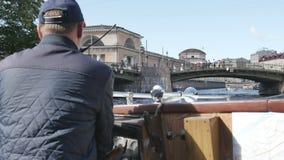 As pontes sobre os rios St Petersburg filme