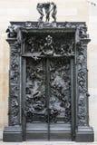 As portas do inferno Zurique imagem de stock