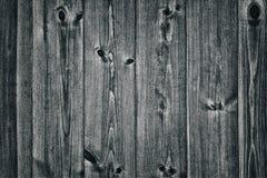 As pranchas de madeira gastos da grão preta natural texture como o fundo Fotos de Stock