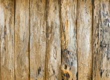 As pranchas de madeira velhas Foto de Stock Royalty Free